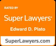 Ed Plato, super lawyers